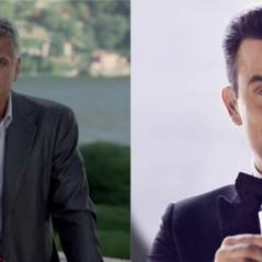 George Clooney VS Robbie Williams :  qui est le roi du café ?