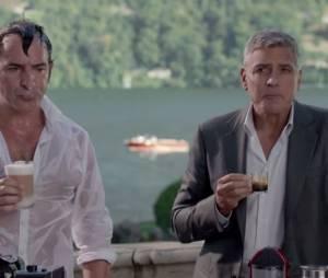 George Clooney : mascotte de Nespresso