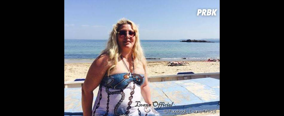 Loana vit mal ses kilos en trop