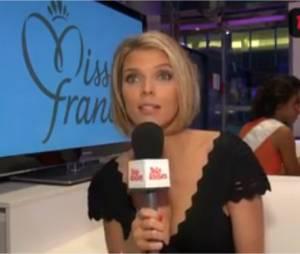 Sylvie Tellier parle des petites frictions entre Miss avant Miss France 2015