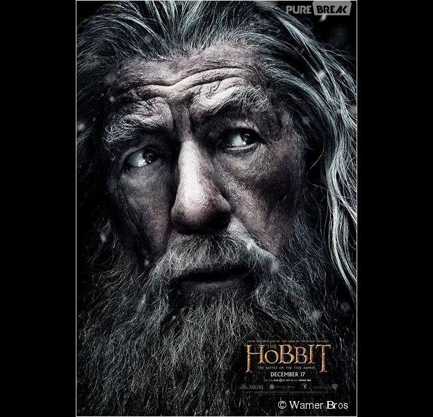 Le Hobbit, la bataille des 5 armées : Ian McKellen parle de son expérience sur les tournages