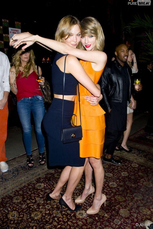 Taylor Swift et Karlie Kloss en couple ? La réponse après les rumeurs
