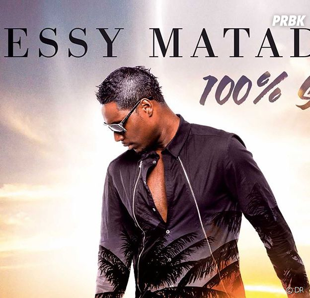 Jessy Matador : 100% Show, son album best-of dans les bacs