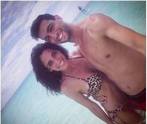 Javier Pastore et sa copine Chiara Picone sexy en maillots de bain sur Instagram