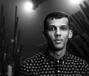 NRJ Music Awards 2014 : Nikos Aliagas et Stromaé