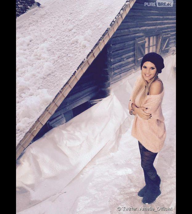 Amélie Neten clashe Christie sur Twitter