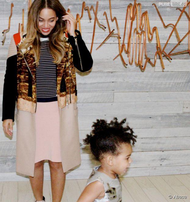 Blue Ivy : la fille de Beyoncé et Jay Z enchaîne les coupes de cheveux