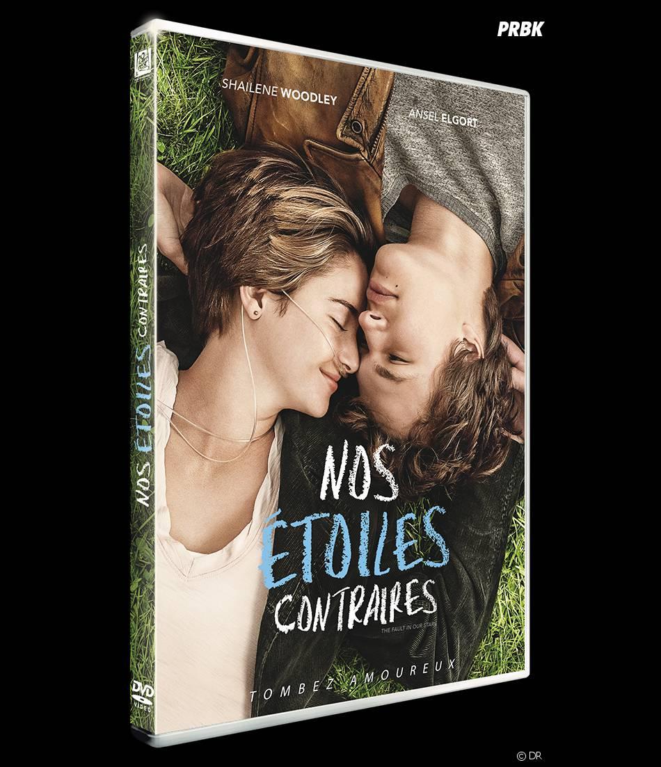 Nos étoiles contraires : le DVD disponible ce samedi 20 décembre 2014