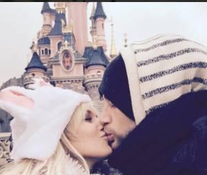 Paga (Les Marseillais) et Adixia en amoureux à Disney