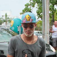 Neymar : nouveau look en mode... barbe blanche