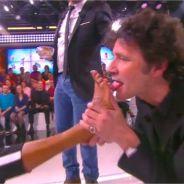 Karine Le Marchand, moment gênant dans TPMP : Christophe Carrière lui lèche les pieds