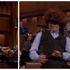 Bradley Cooper joue de l'Air Guitar comme personne... la preuve !