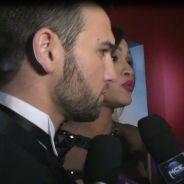 Leila Ben Khalifa et Aymeric Bonnery bientôt mariés ? Leur réponse aux Lauriers