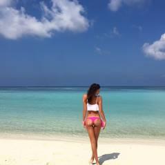 Irina Shayk : pour son anniversaire, la petite-amie de Cristiano Ronaldo sort le string