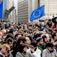 1.5 million de Français se sont réunis dans les rues pour la marche républicaine contre le terrorisme à Paris, le 11 janvier 2014