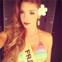 Julia Norma (Miss Nationale 2014) au casting des Marseillais en Thaïlande ?