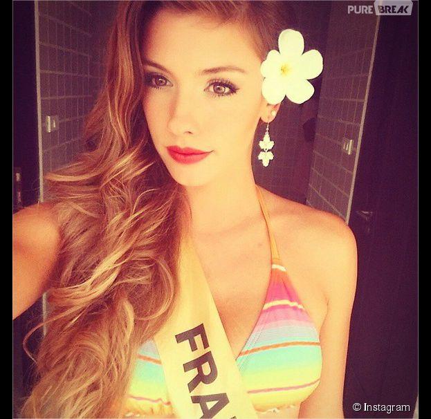 Julia Norma : Miss Nationale 2014 et candidate destituée de Miss France, au casting des Marseillais en Thaïlande sur W9 ?