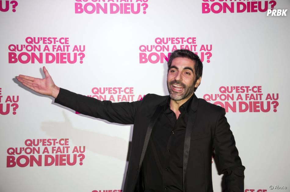 Ary Abittan au casting du film Les Visiteurs 3
