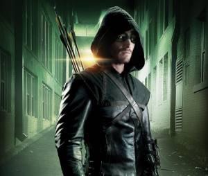 Arrow face à un nouveau super-héros