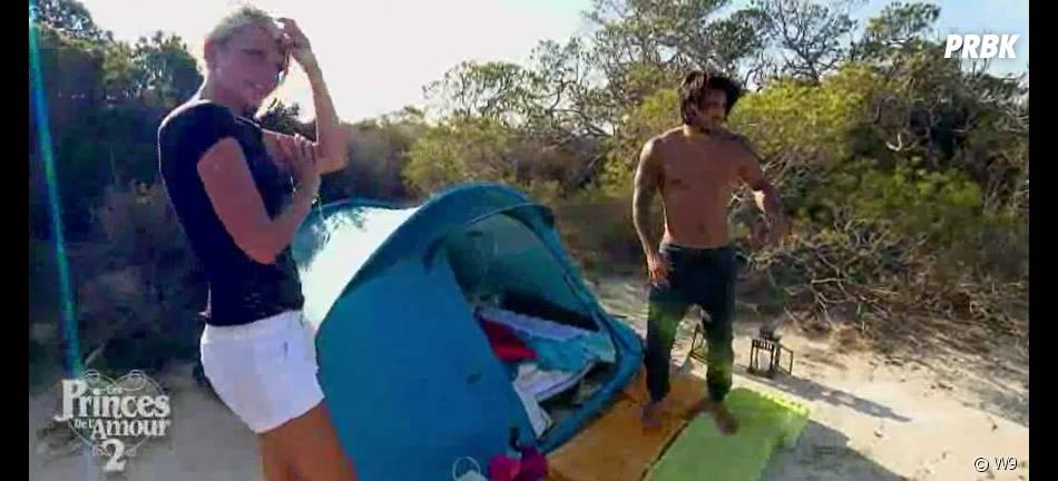 Les Princes de l'amour 2 : Benjamin et Kim ont passé la nuit ensemble dans l'épisode 53 du 21 janvier 2015, sur W9