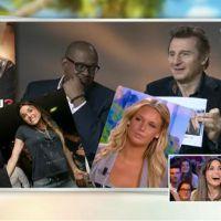 Capucine Anav : Liam Neeson (Taken 3) avoue son coup de coeur pour la chroniqueuse du Mag de NRJ 12