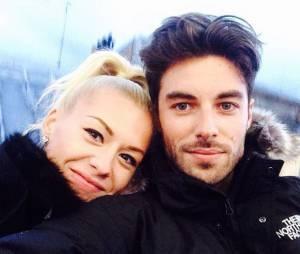 Katrina Patchett et Valentin D'Hoore amoureux sur Instagram, le 9 décembre 2014