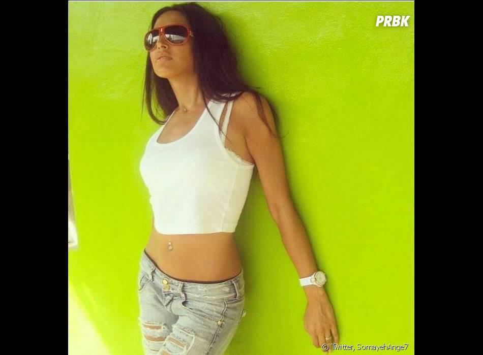 Les Anges 7 : Somayeh sexy à Rio pendant le tournage de la télé-réalité de NRJ 12