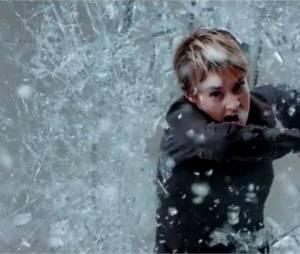 Divergente 2 : Shailene Woodley traverse le verre dans la bande-annonce