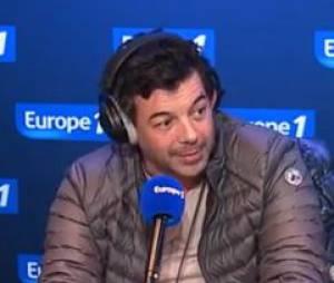 Stéphane Plaza : confidences sur son accident, le 3 février 2015 sur Europe 1
