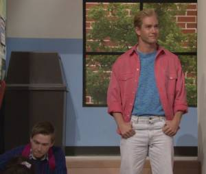 Sauvés par le gong :Mark-Paul Gosselaar a repris son rôle de Zack pour un sketch de Jimmy Fallon