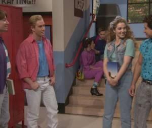 Sauvés par le gong :Elizabeth Berkley a repris son rôle de Jessie pour un sketch de Jimmy Fallon