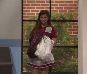 Sauvés par le gong :Tiffani Thiessen a repris son rôle de Kelly pour un sketch de Jimmy Fallon