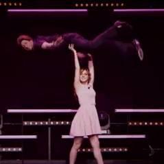 Alison Wheeler et Monsieur Poulpe parodient Dirty Dancing dans Le Grand Journal