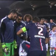 Thiago Silva : son beau geste pour un enfant pendant OL vs PSG