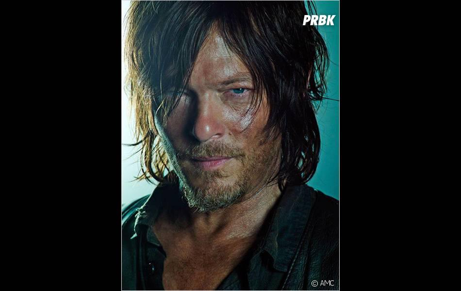 The Walking Dead saison 5 : Daryl se dévoile