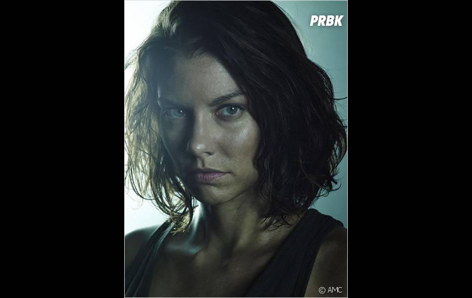 The Walking Dead saison 5 : Maggie en image