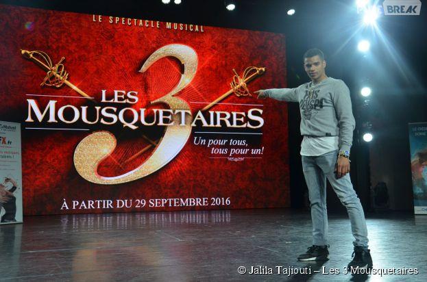 Les 3 Mousquetaires : dans les coulisses avec Brahim Zaibat