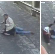 Héroïque : il sauve une femme agressée par son mari en pleine rue