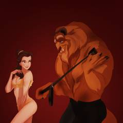 Fifty Shades of Grey : quand les personnages de Disney se mettent au SM