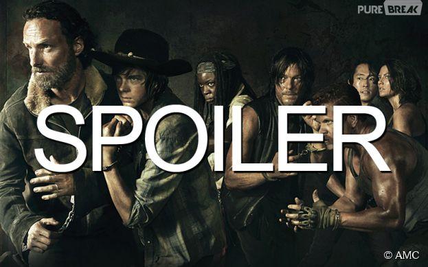 The Walking Dead saison 5 : le mort se confie