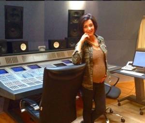 Sheryfa Luna : une deuxième grossesse discrète pour la chanteuse
