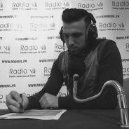 Aymeric Bonnery : après la télé, il débarque à la radio !