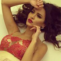 Leila Ben Khalifa : déclaration d'amour à ses fans et à Aymeric Bonnery sur Twitter