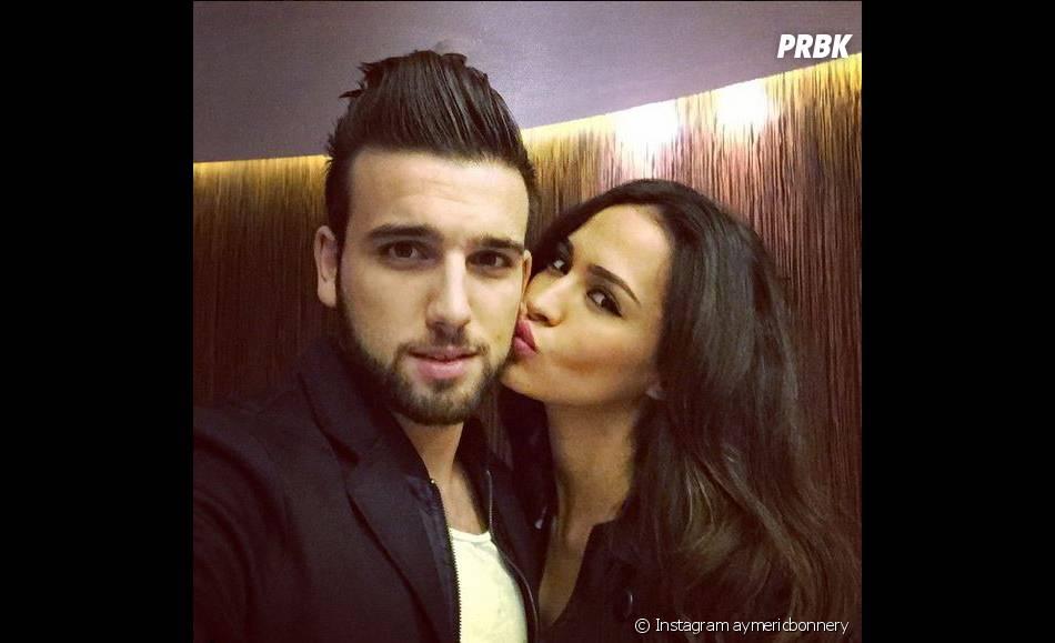 Leila Ben Khalifa et Aymeric Bonnery amoureux