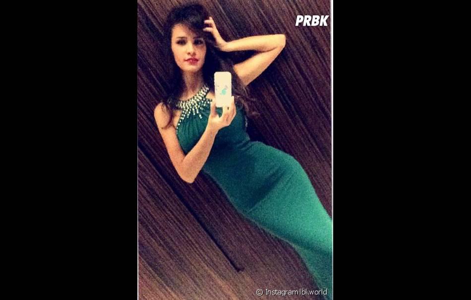 Leila Ben Khalifa sexy sur Instagram