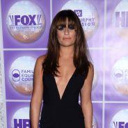 Lea Michele ultra sexy : décolleté et frange sur le tapis rouge