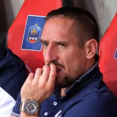 """Franck Ribéry veut """"couper toute relation avec la France"""""""