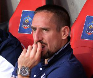 "Franck Ribéry a ""coupé avec la France"""
