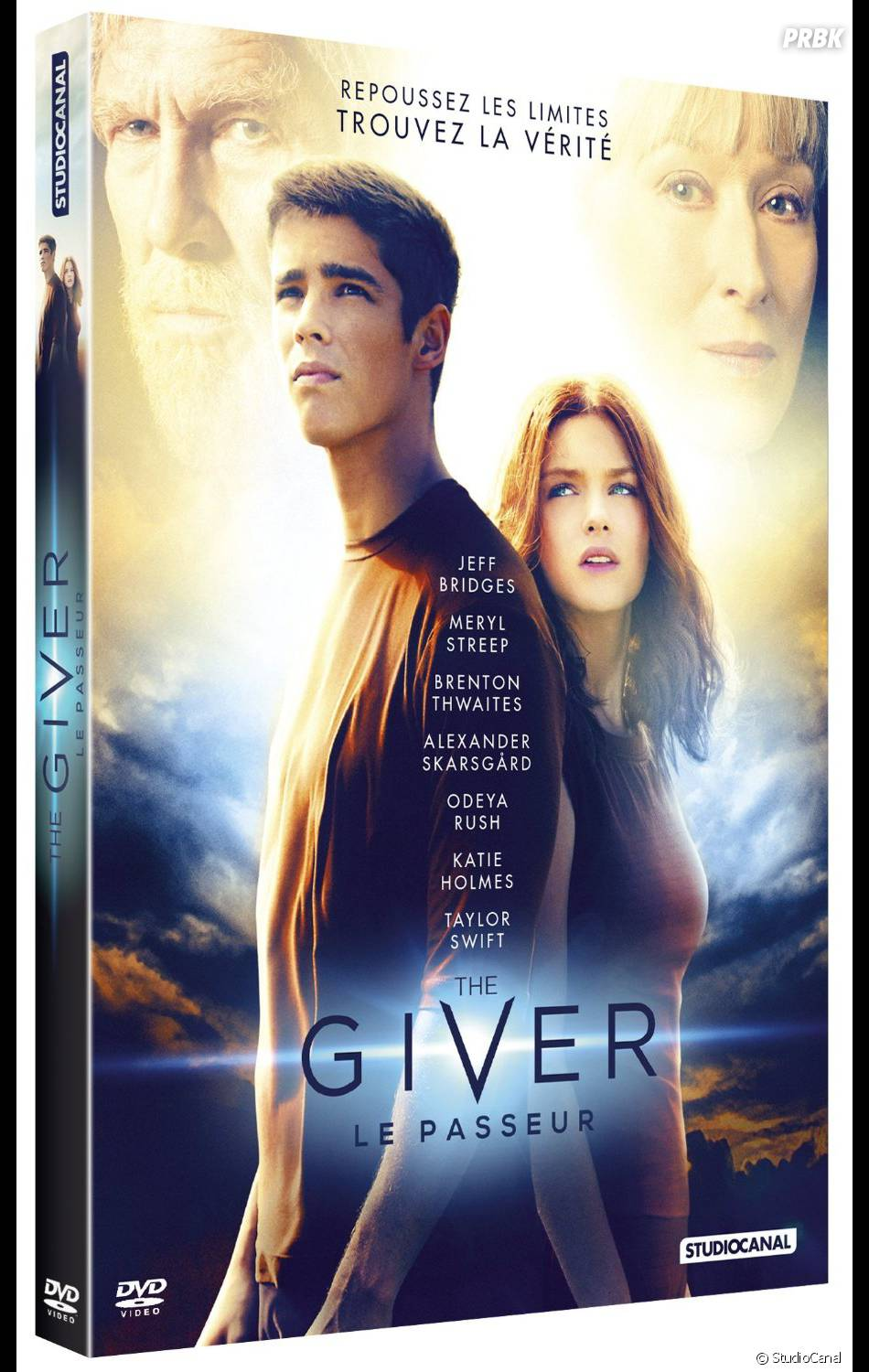 The Giver disponible en DVD