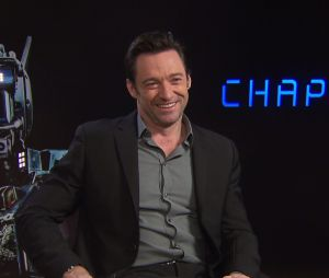 Hugh Jackman imagine un combat entre Wolverine et Chappie